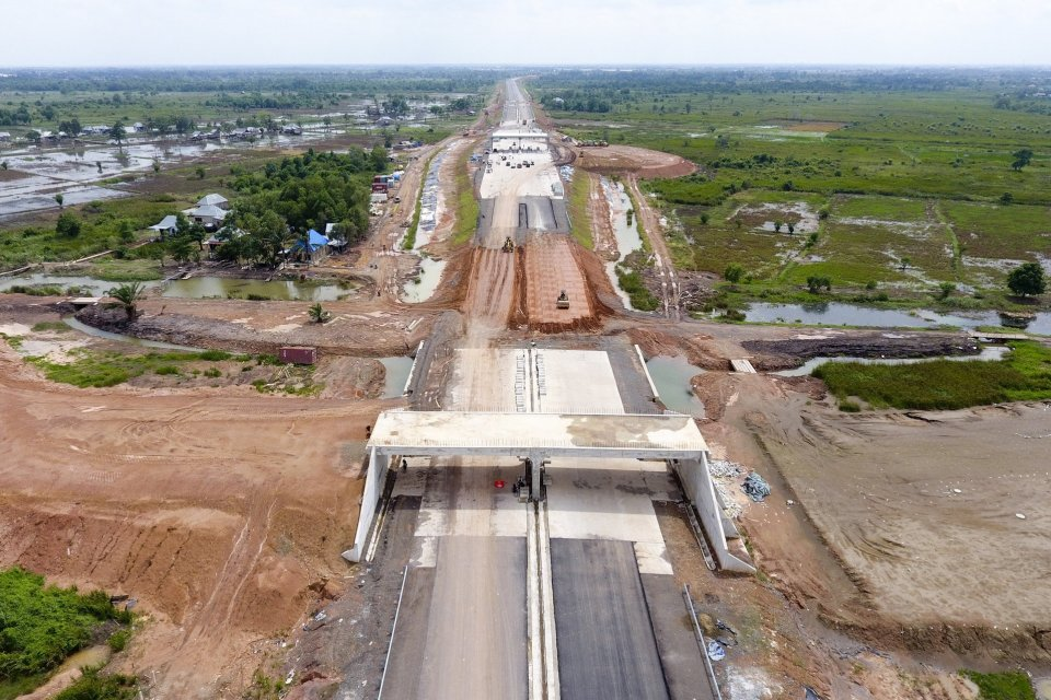 Anggaran Infrastruktur 2020, proyek Infrastruktur Jokowi dalam APBN 2020