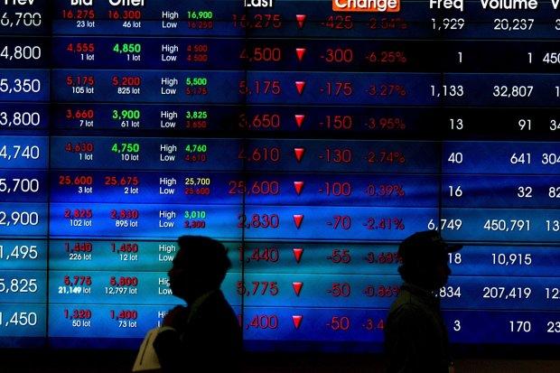 Bursa saham