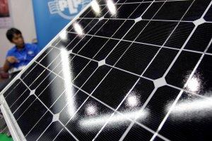 Panel surya EBT