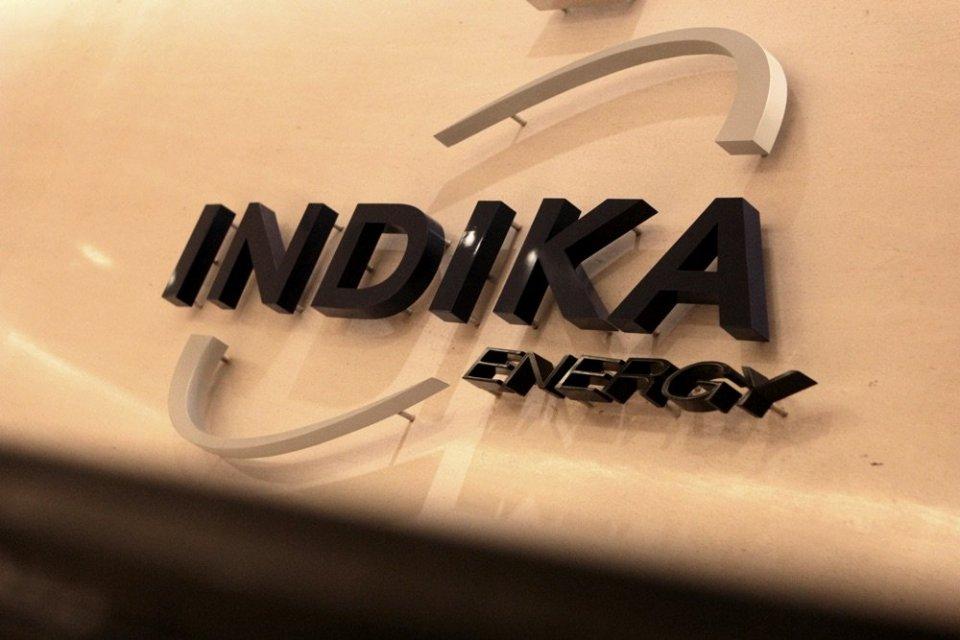 Logo Indika Energy