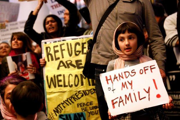 Kebijakan Larangan Imigran ke AS