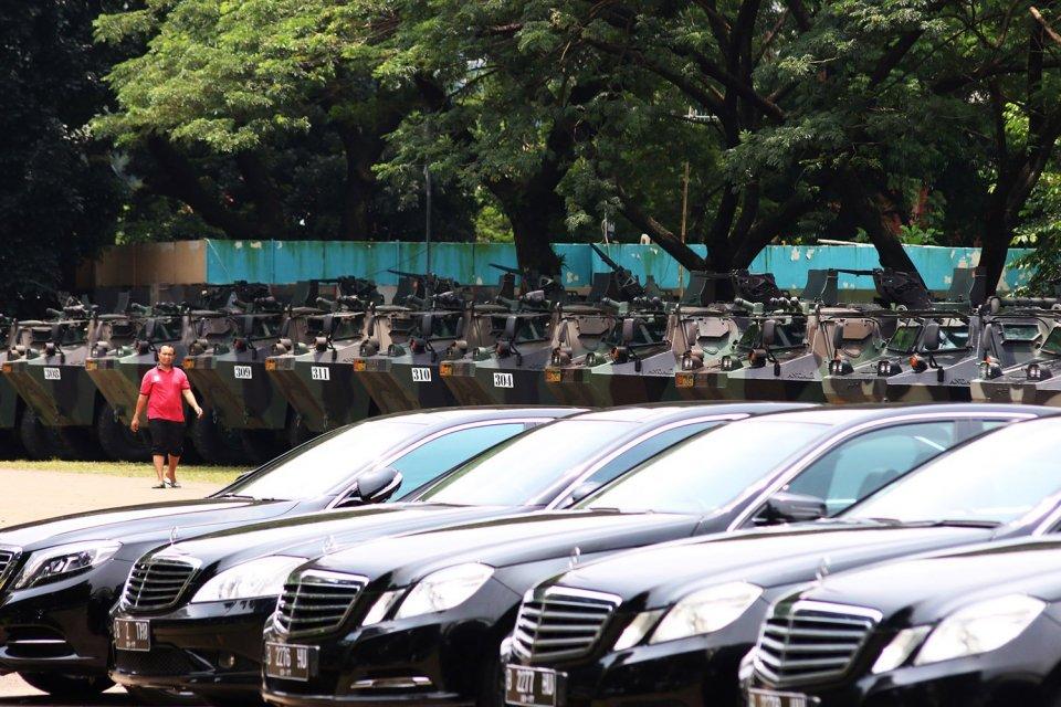 pelantikan presiden, Jokowi-Maruf