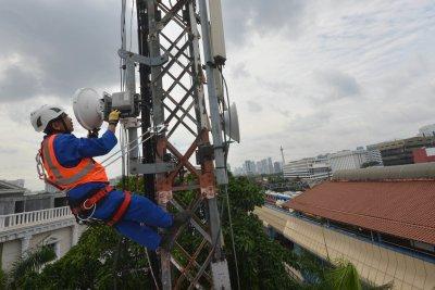 Kominfo Resmikan Akses Internet di Mentawai, Sumatera Barat