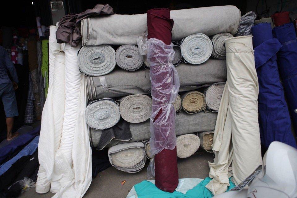 banjir tekstil impor, pegusaha ajukan tarif safeguard tekstil
