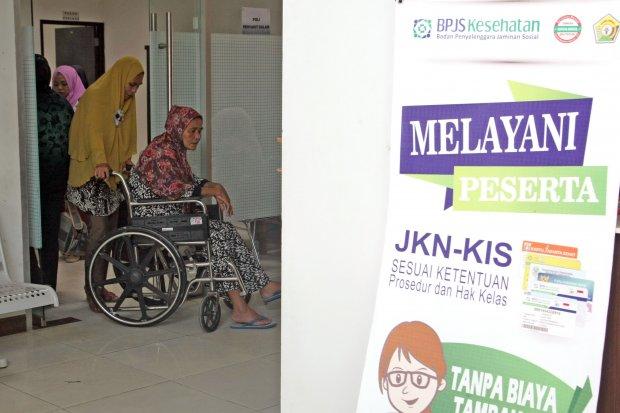 Jokowi, BPJS, Sidang Tahunan MPR/DPR/DPD.