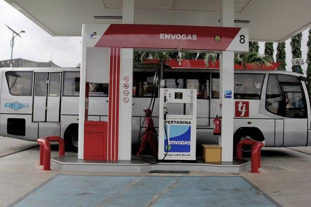 SPBG gas