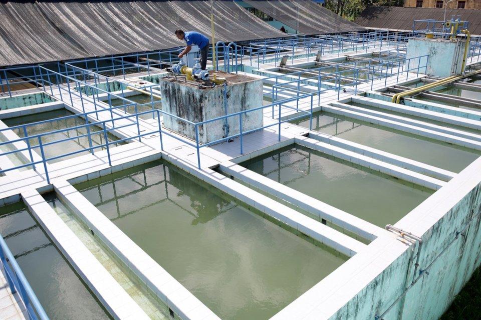 Pemenuhan Air Bersih Nasional