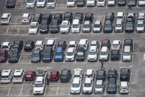 Target Pendapatan Parkir
