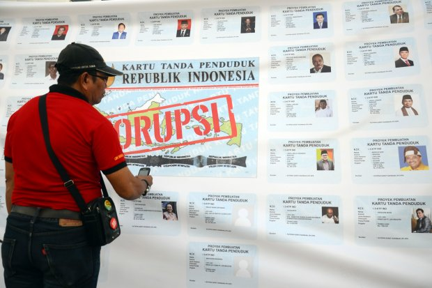 korupsi e-KTP