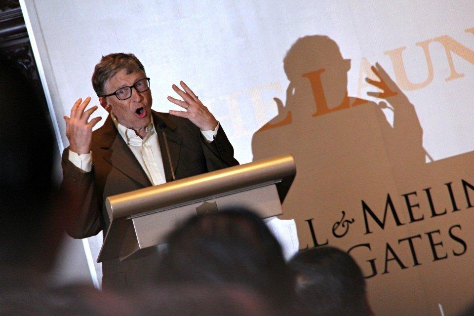 Bill Gates, Pemilik Microsoft