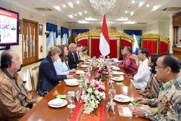 Jokowi Gates