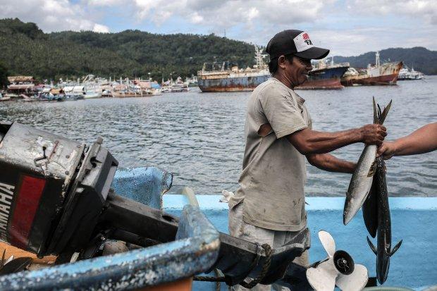 Nelayan Bitung