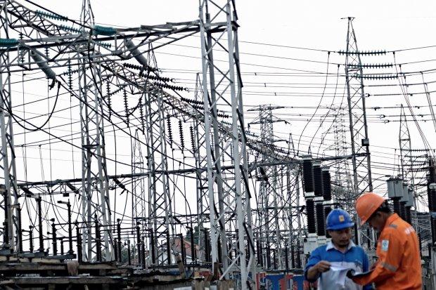 listrik mati jakarta, PLN, Rini soemarno