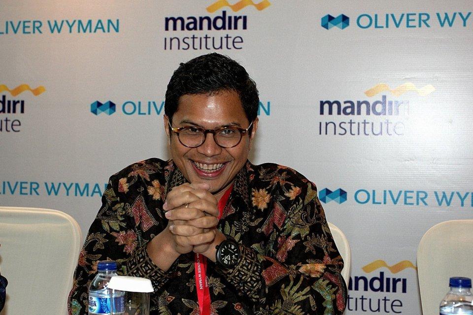 Pahala N. Mansury, Direktur Utama Garuda Indonesia yang baru.