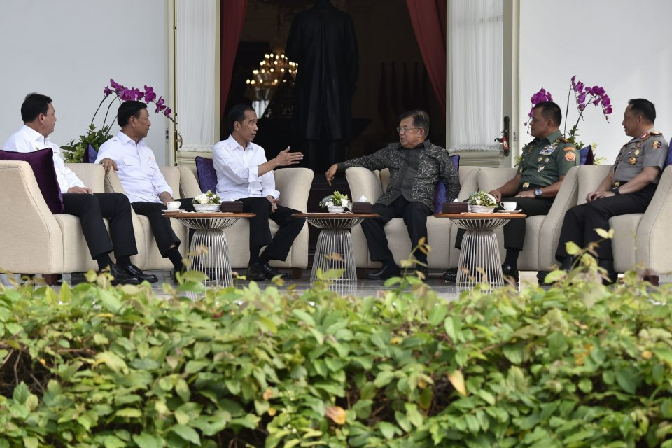 Jokowi Pilkada
