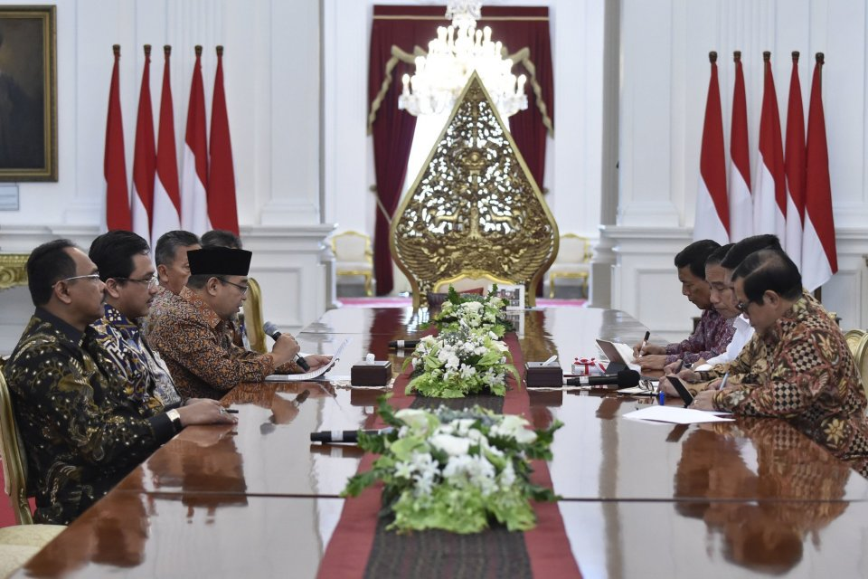 Jokowi BPK