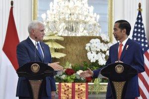Jokowi Pence