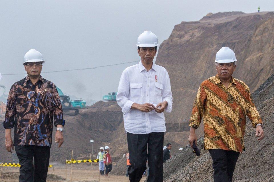 Jokowi proyek
