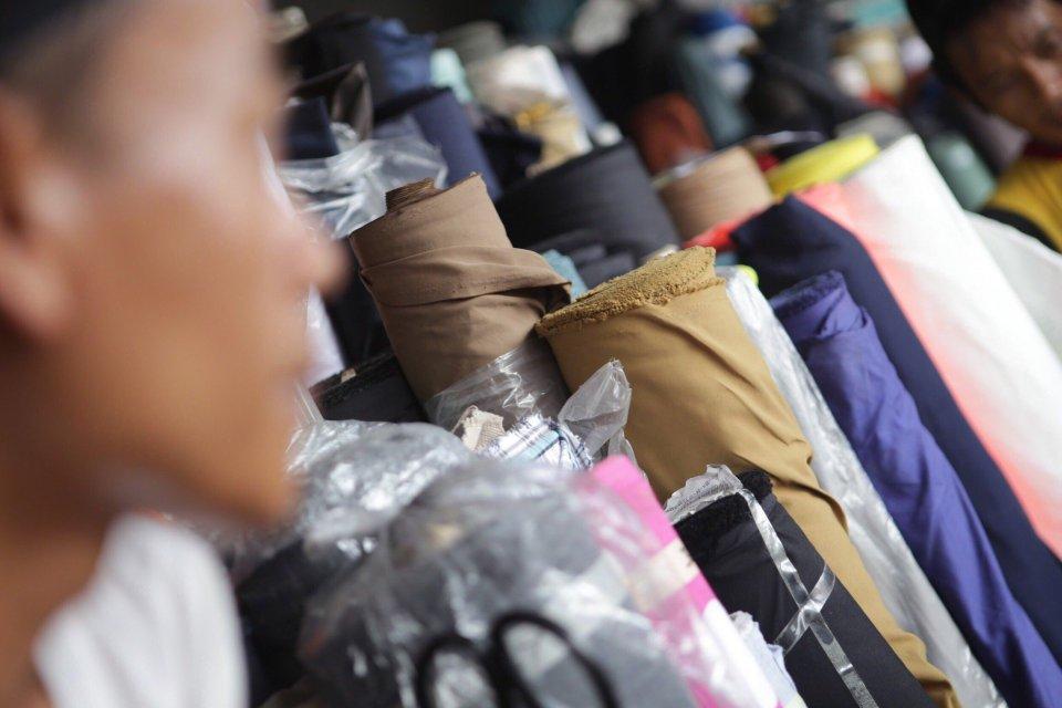 peluang tekstil dalam perang dagang AS-Tiongkok