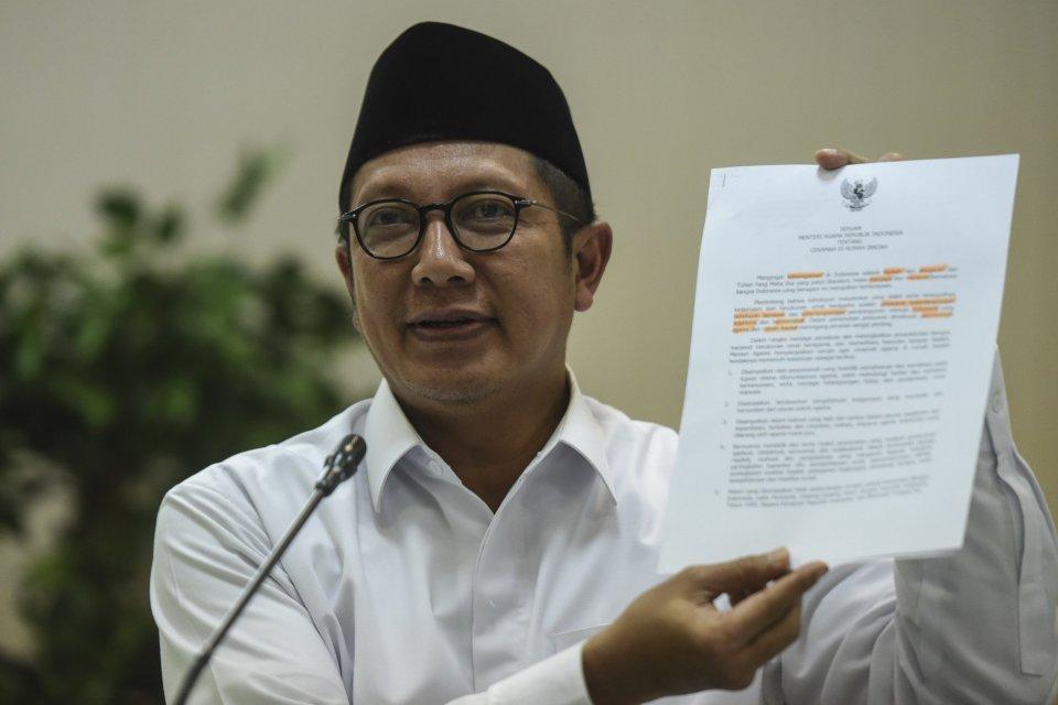 Kuota Haji 2019, Anggaran Penyelenggaraan Haji, Lukman Hakim Saifuddin