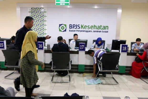 defisit BPJS Kesehatan, Jokowi