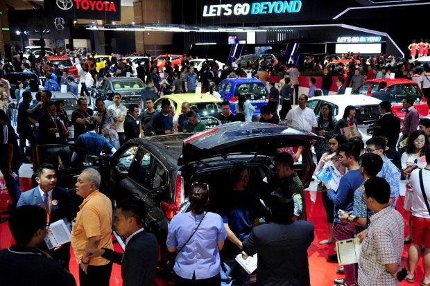 Otomotif, Gaikindo, Penjualan Mobil.