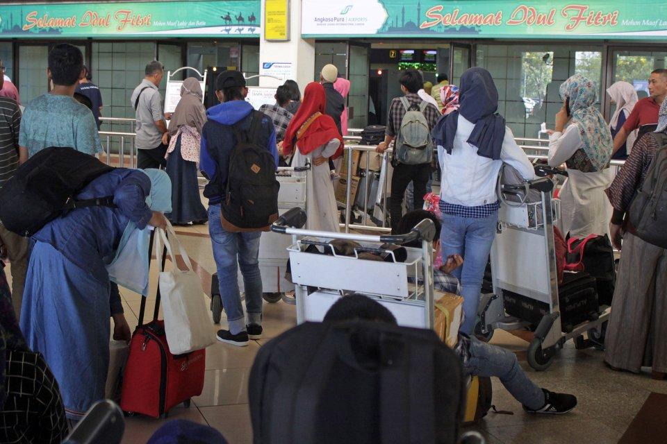 Traveloka Penjualan Tiket Pesawat Mudik 2019 Tak Setinggi Mudik 2018