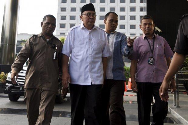 Gubernur Bengku Ridwan Mukti
