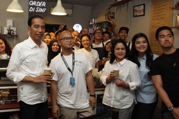 Jokowi Kopi