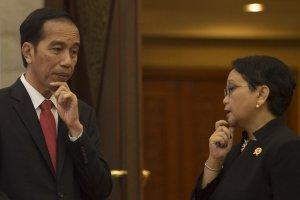 Jokowi menlu