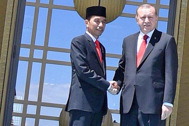 Jokowi Turki