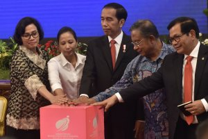 Sri Darmin Jokowi