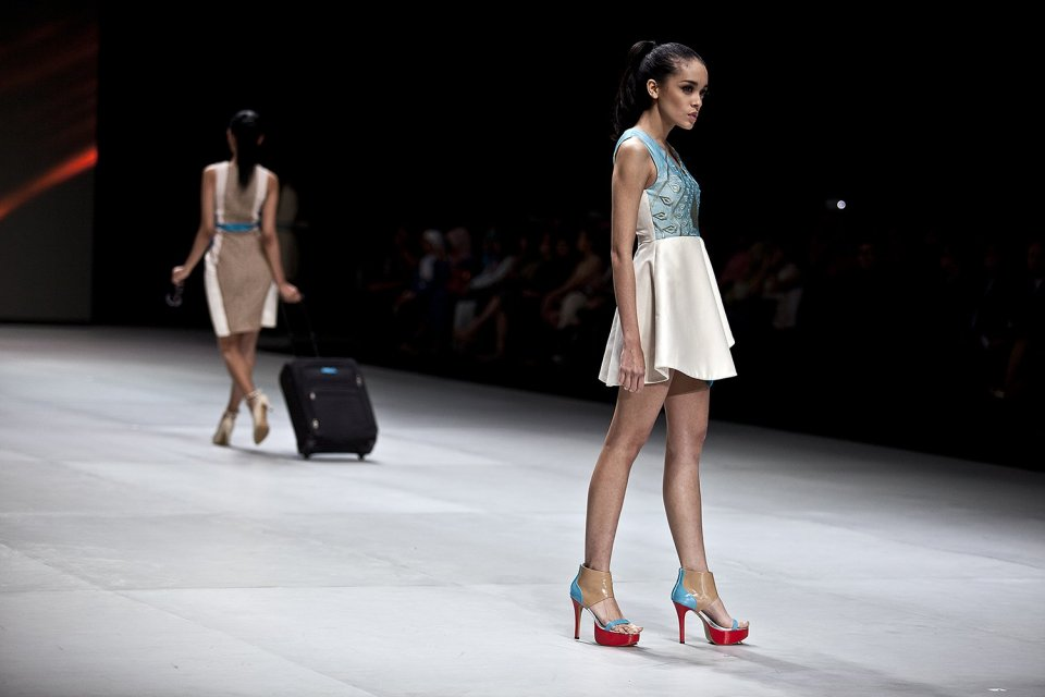 Indonesian Fashion Week 2014