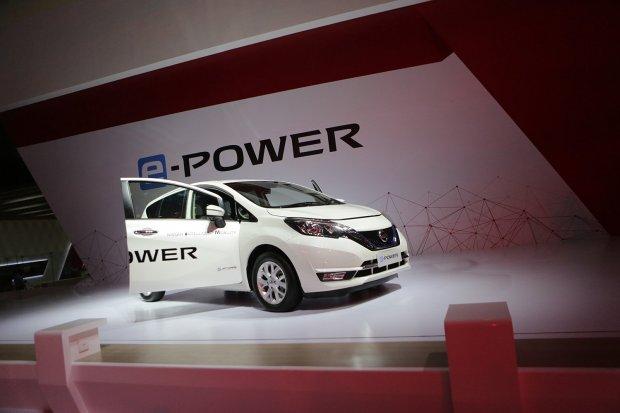 Mobil Listrik Nissan E-Power