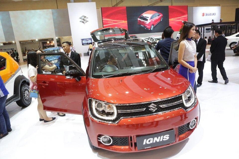 Menyusul Honda, Suzuki Tutup Sementara 3 Pabriknya di RI Akibat Corona.