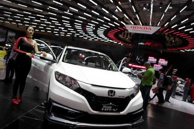 Honda recall CRV
