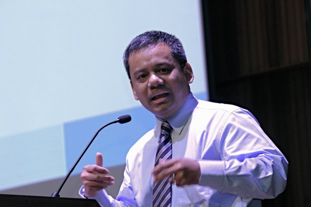Suahasil Nazara, kepala bkf