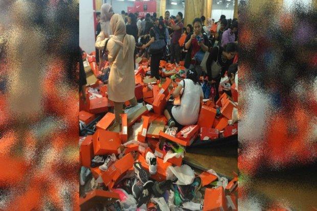 Nike Bazaar