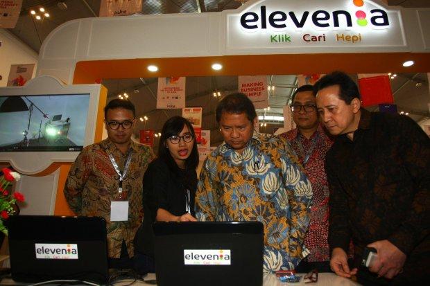 e-commerce elevenia