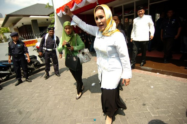 Wali kota Tegal Siti Masitha