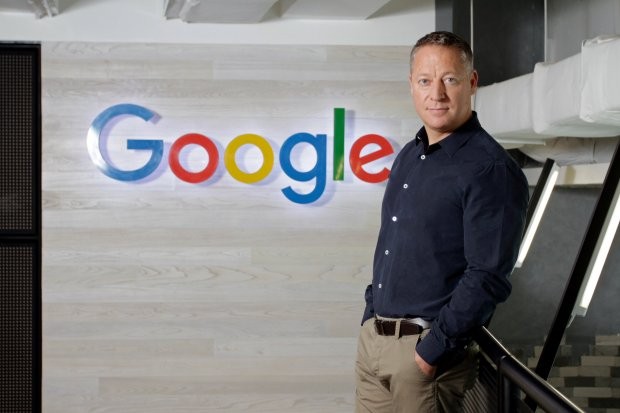 Managing Director Google Indonesia, Tony Keusgen