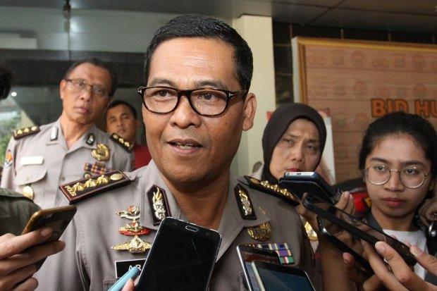 Kabid Humas Polda Metro Jaya Kombes Pol Argo Yuwono