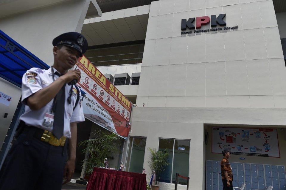 Ombudsman keluhan tahanan KPK