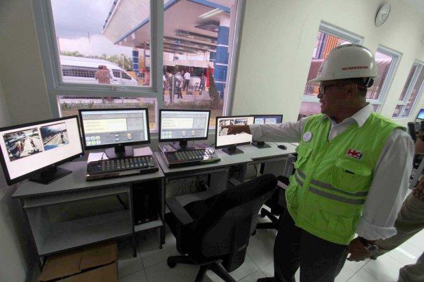 PT Hutama Karya, infrastruktur, bumn