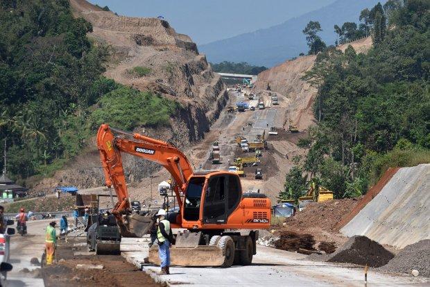 Infrastruktur Tol Salatiga