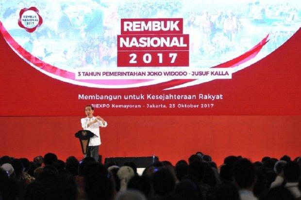 Rembuk Nasional 3 Tahun 2017