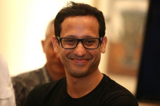 CEO Go-Jek Nadiem Makarim.