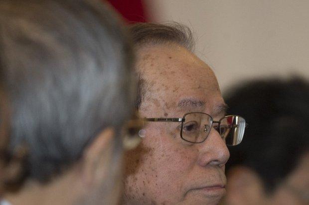 Mantan Perdana Menteri Jepang Yasuo Fukuda