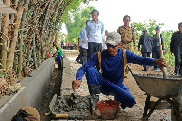Jokowi desa
