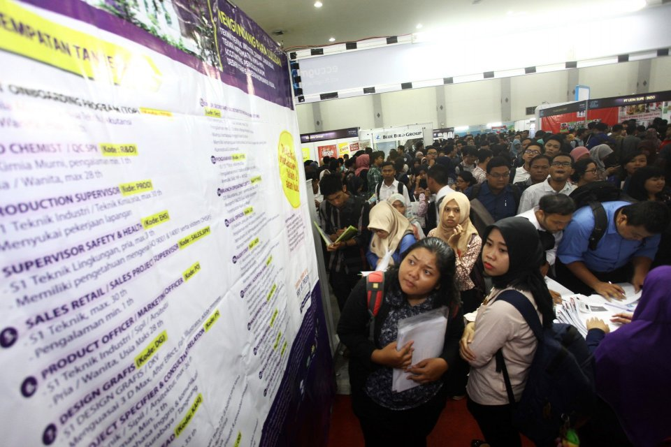 job fair UGM